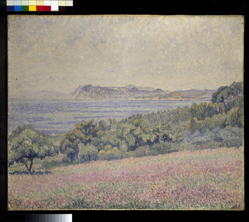 Thistles, Le Brusq (WA1952.6.12)