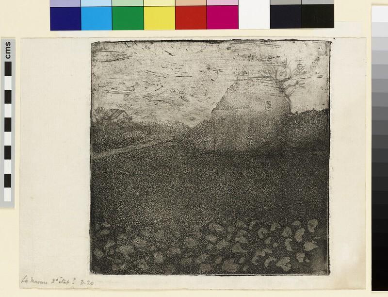 La Masure (WA1952.6.518)