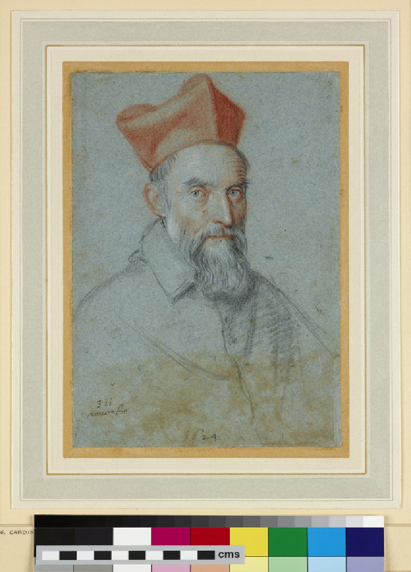 Portrait of Cardinal Antonio Barberini (WA1953.103)