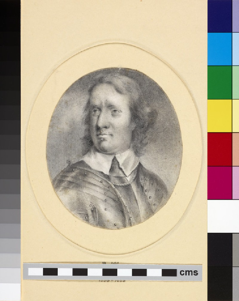 Portrait of Oliver Cromwell (WA1953.122)