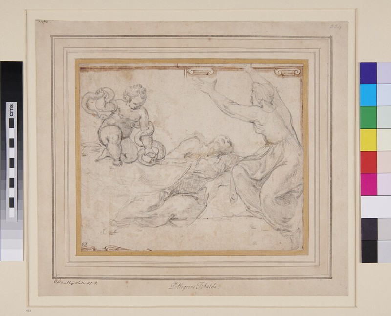 The infant Hercules and other studies