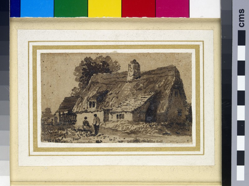 Study of a Cottage