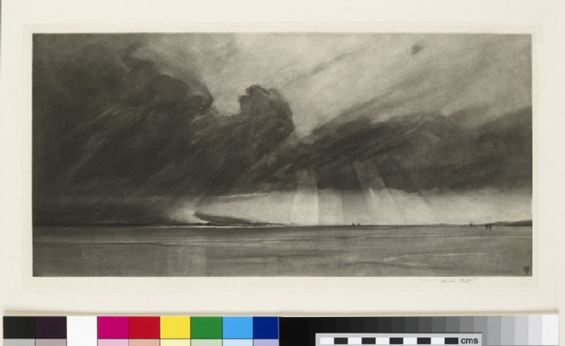 Cloud March over the Sands of Dee (WA1954.131.116)