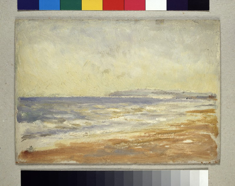 Fresh Wind over Sand and Sea (WA1954.131.9)