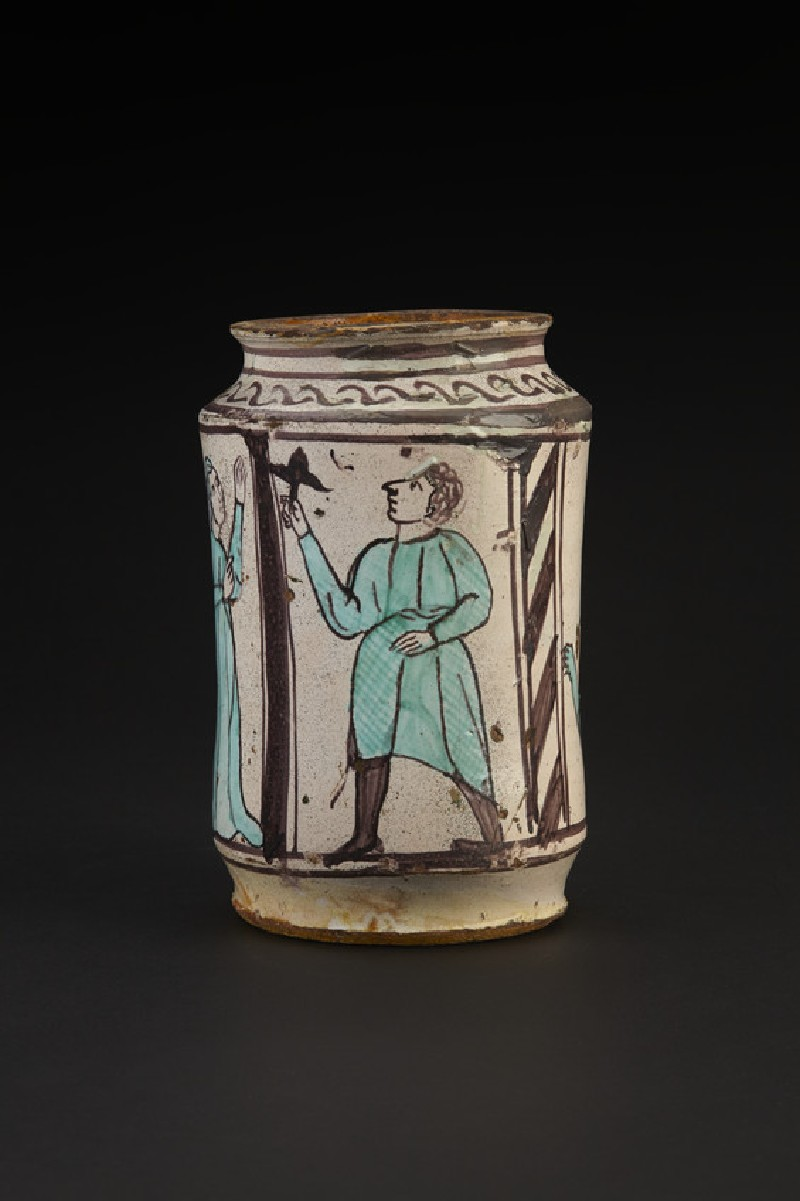 Pharmacy jar (WA1954.30)