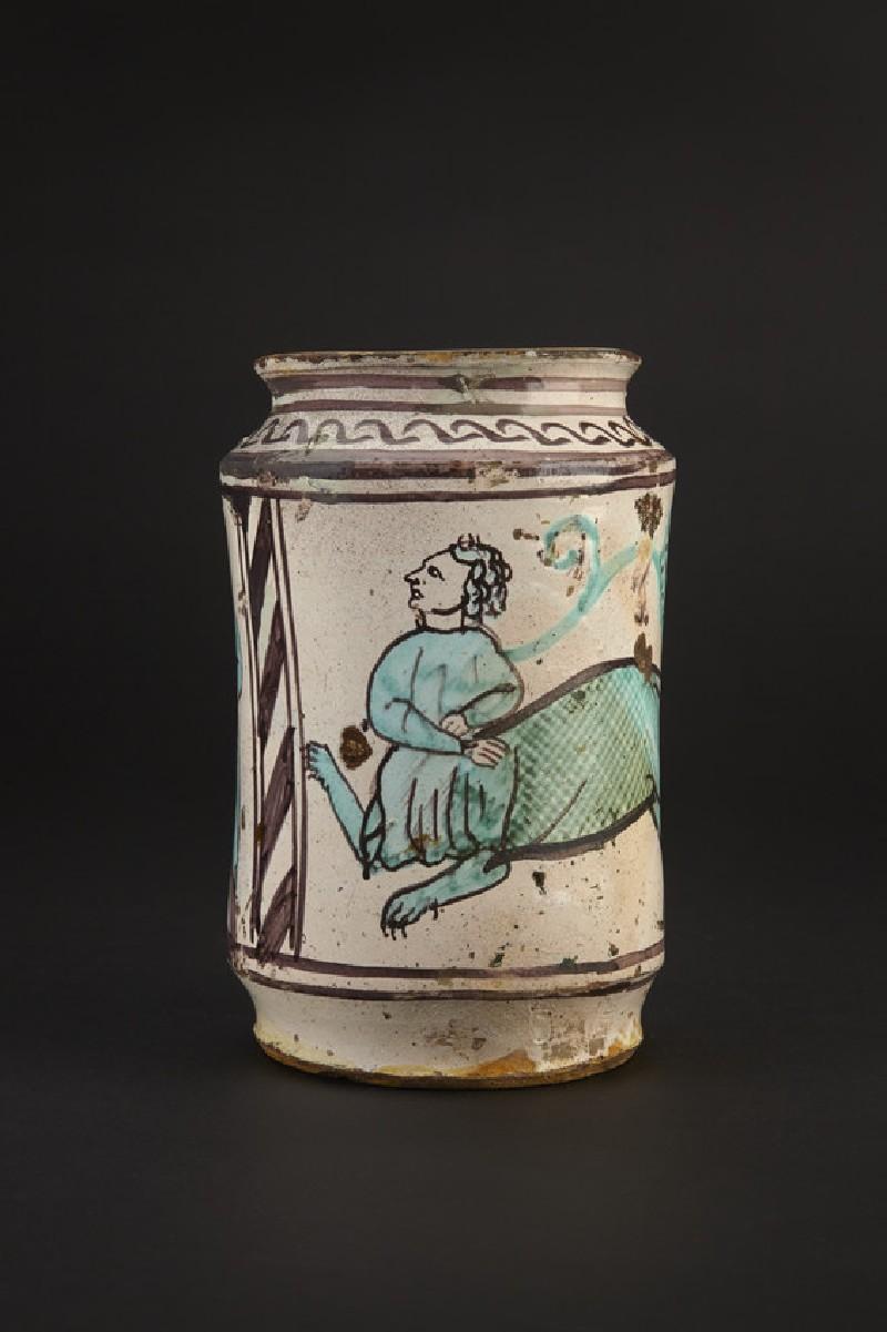 Pharmacy jar (WA1954.30)