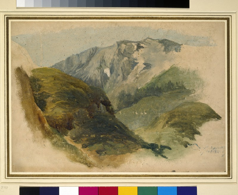 Mountain Landscape (WA1954.70.164)