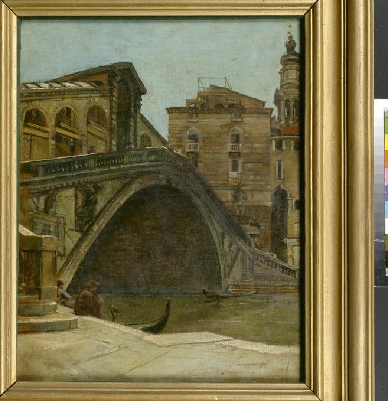 The Rialto, Venice (WA1954.80.8)