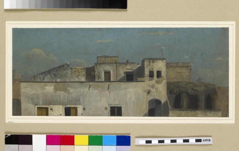 Rooftops in Naples (WA1954.81)