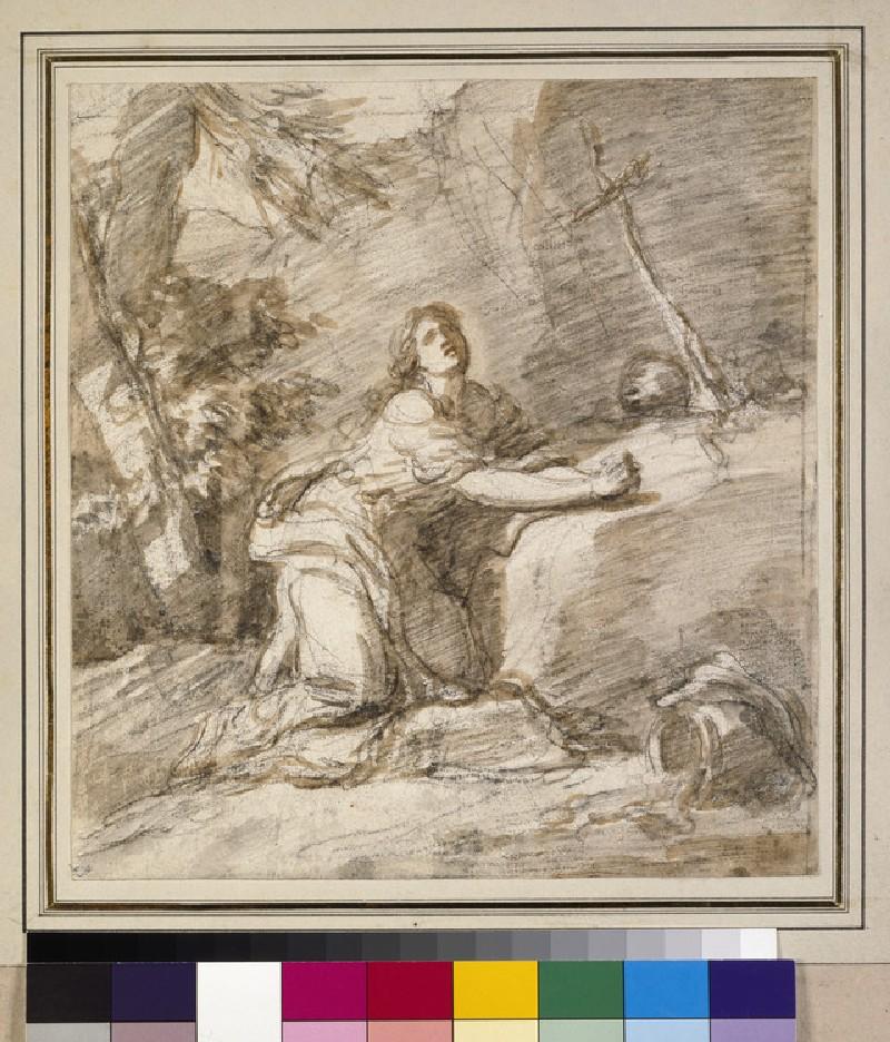 The penitent Magdalen (WA1955.69)