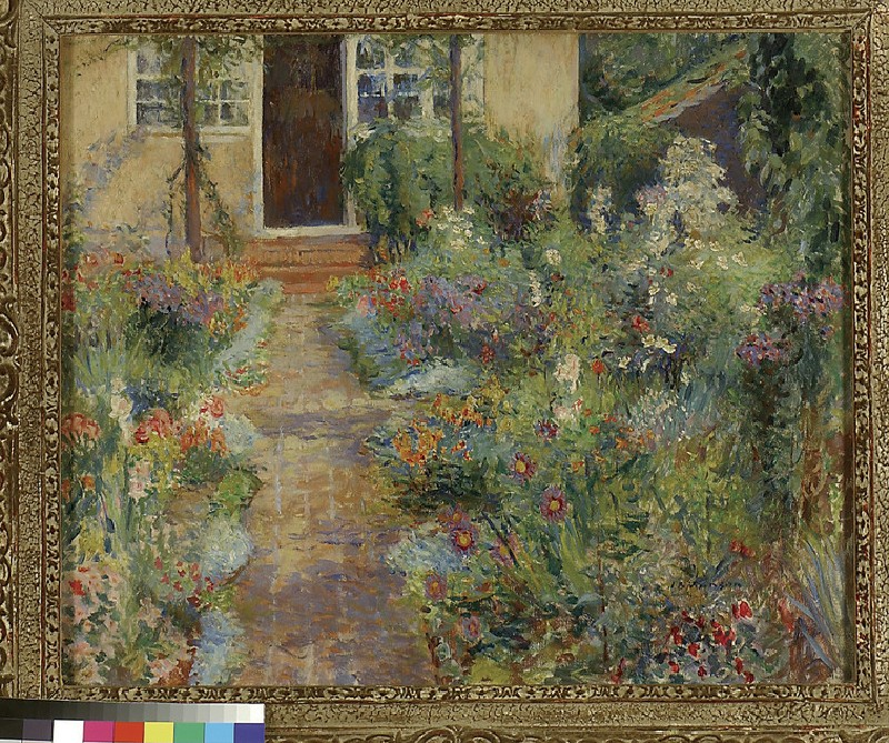 Mrs Crump's Garden (WA1957.105)