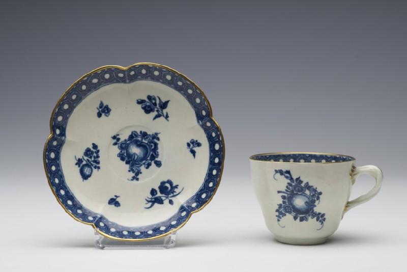 Teacup and saucer (WA1957.24.1.1009)