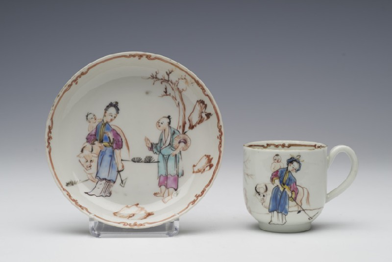 Cup and saucer (WA1957.24.1.230)