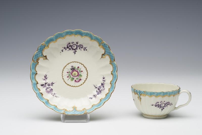 Teacup and saucer (WA1957.24.1.371)