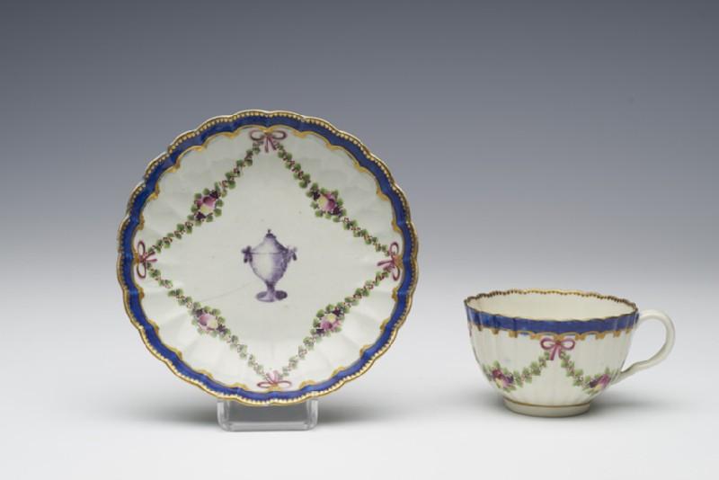 Teacup and saucer (WA1957.24.1.44)