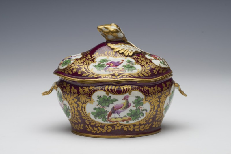 Tureen and cover