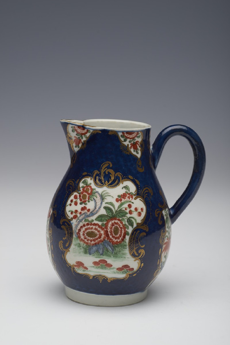 Milk jug without cover (WA1957.24.1.564)