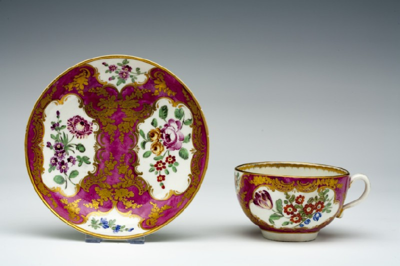 Teacup and saucer (WA1957.24.1.1069)