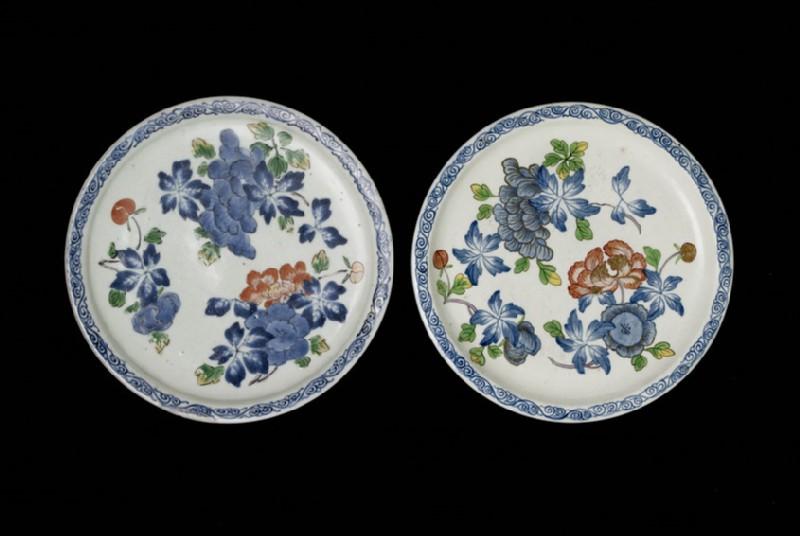 Plate (WA1957.24.1.178, top, with WA1957.24.1.177                 )