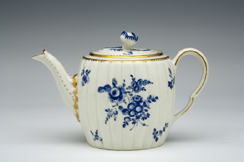 Teapot and lid (WA1957.24.1.249)