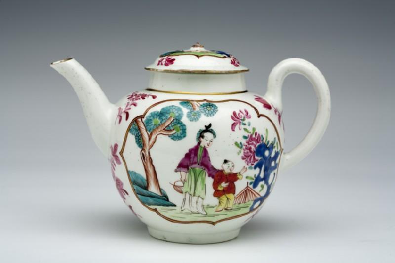 Teapot and lid (WA1957.24.1.288)