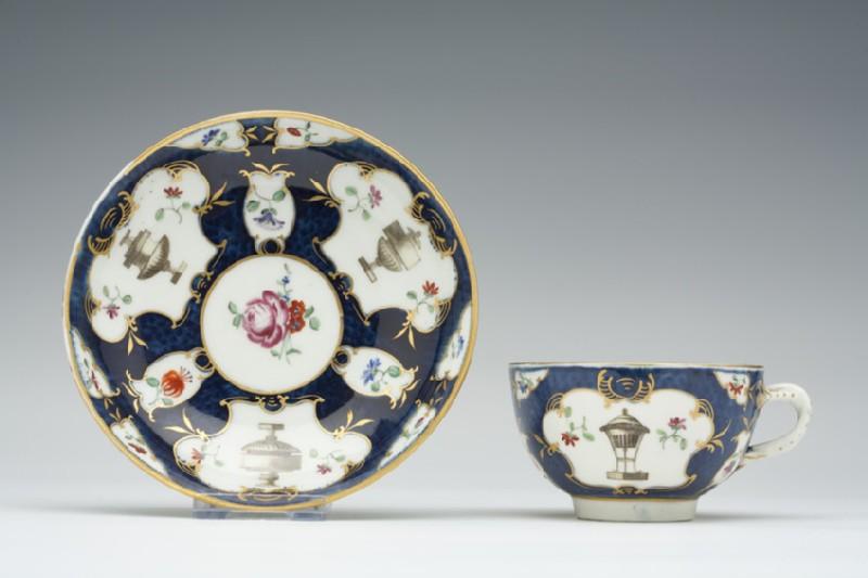 Teacup and saucer (WA1957.24.1.43)
