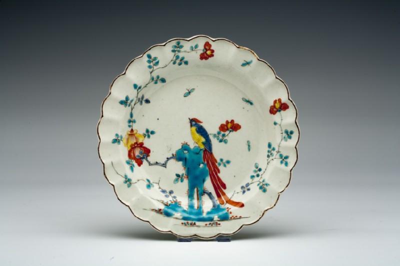 Plate or stand (WA1957.24.1.494)
