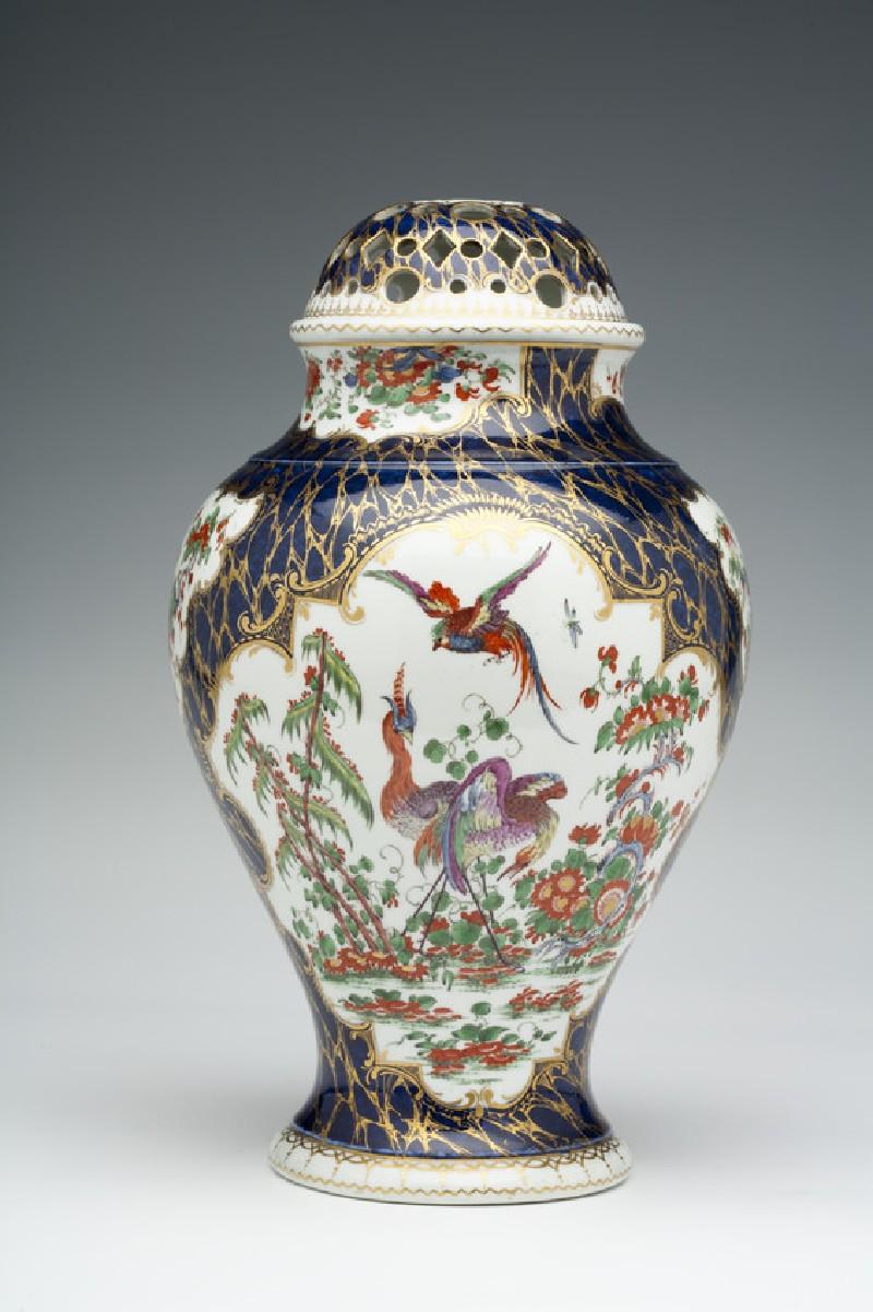 Pot-pourri Vase and cover