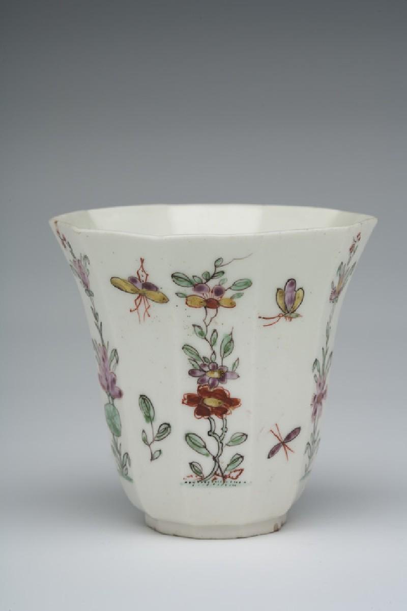 Wine cup or beaker