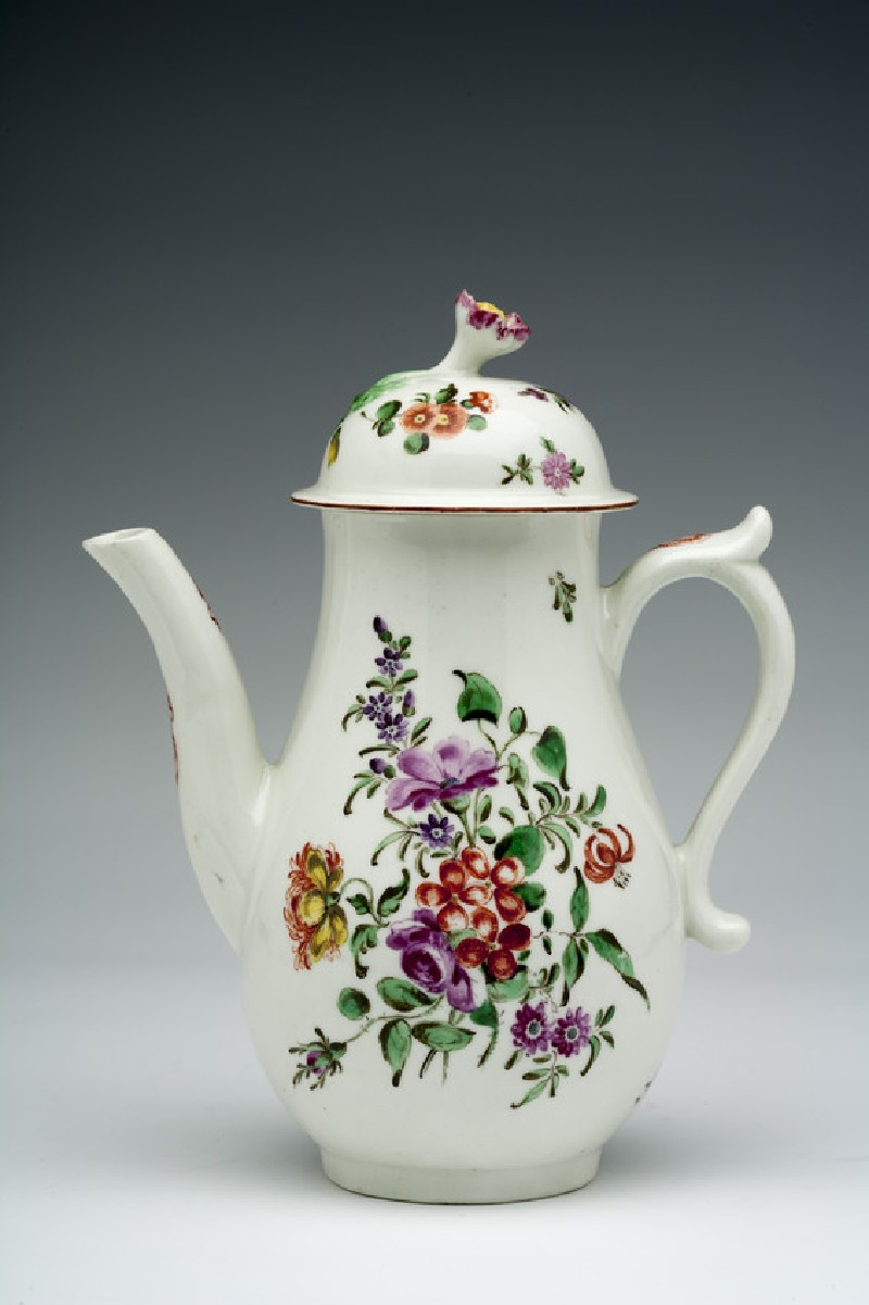 Coffee pot and lid