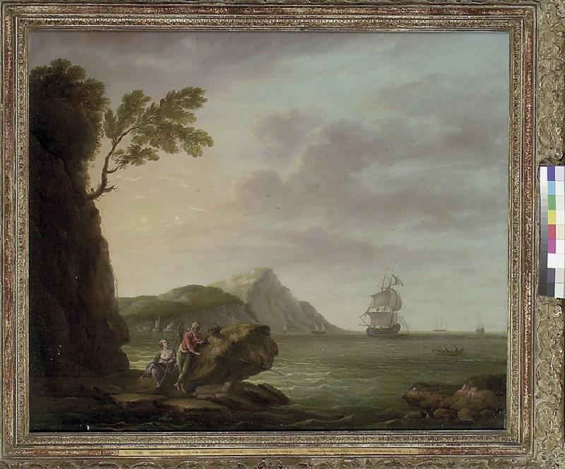 Coastal Scene (WA1957.43)