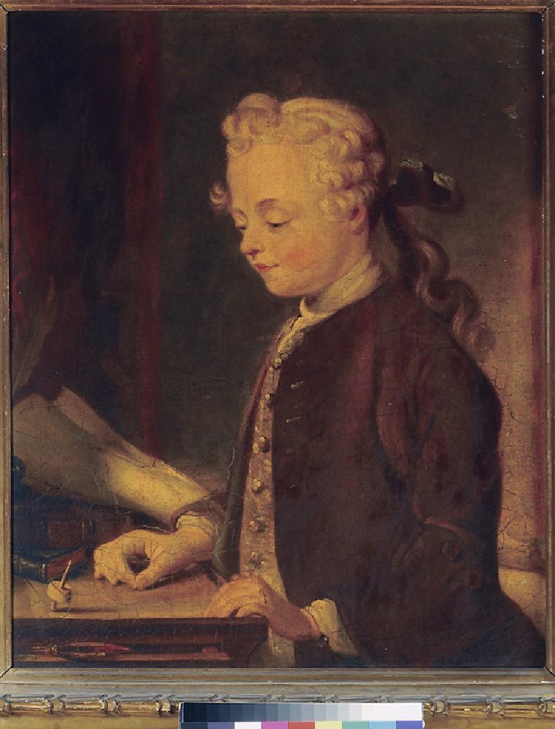 Auguste-Gabriel Godefroy (L'enfant au toton)