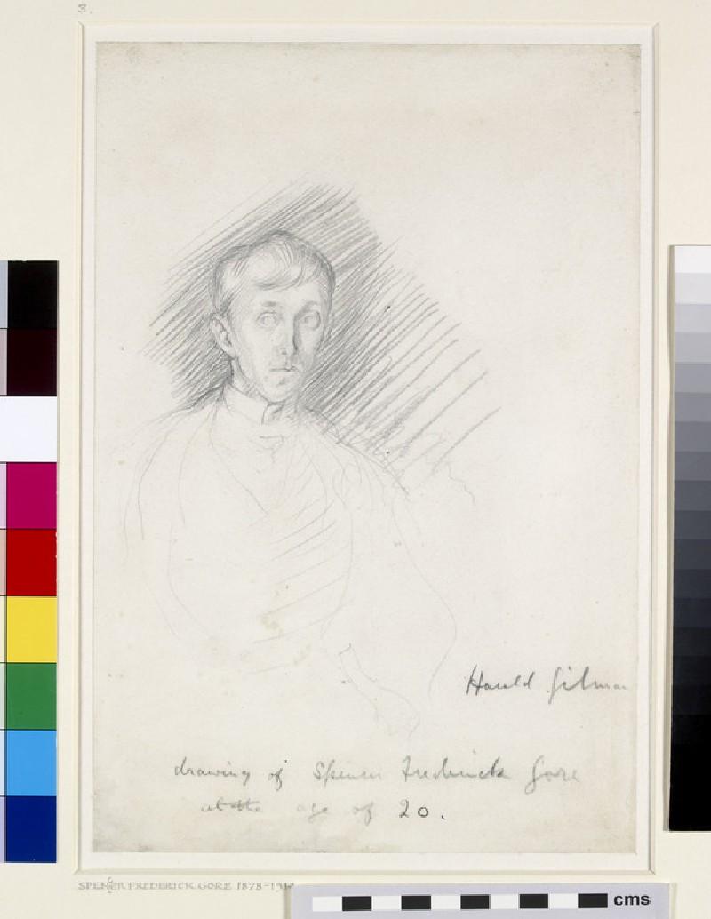 Portrait of Frederick Spencer Gore