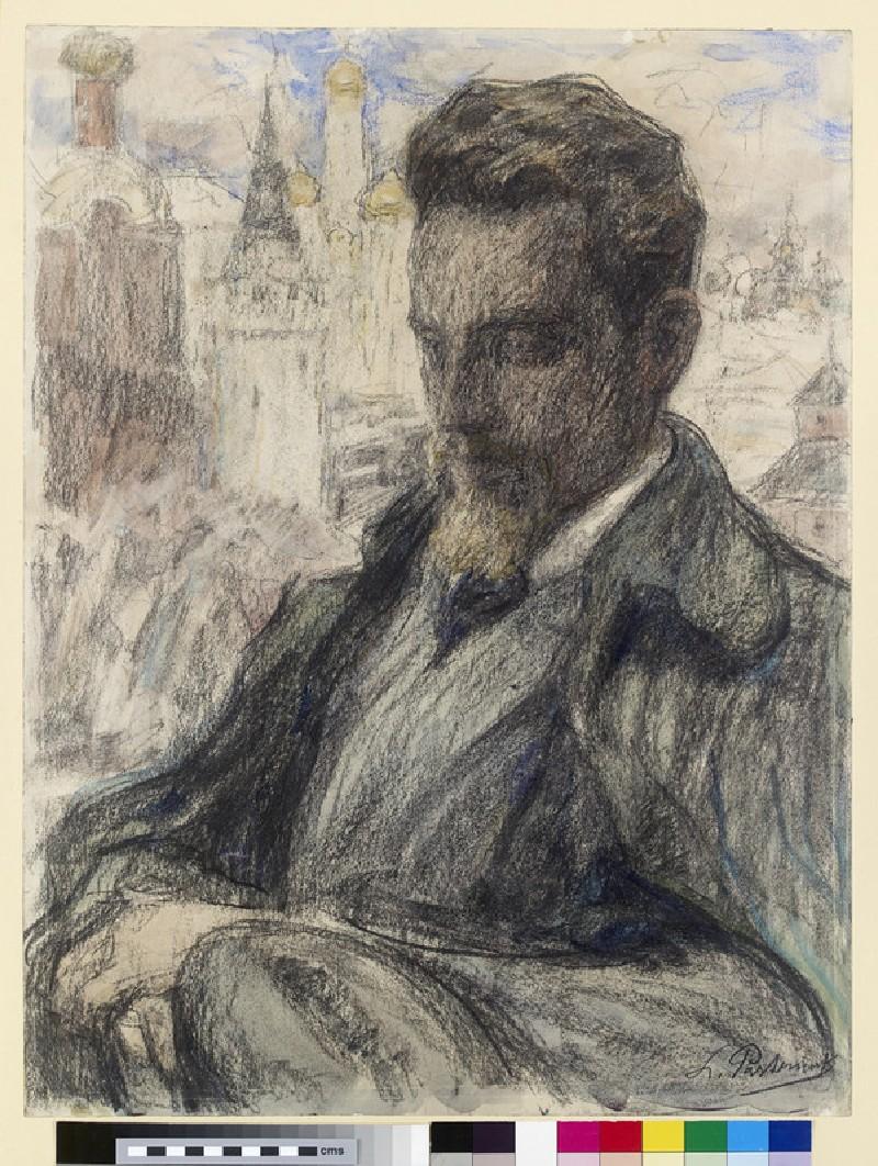 Portrait of Rainer Maria Rilke (WA1958.19.15)