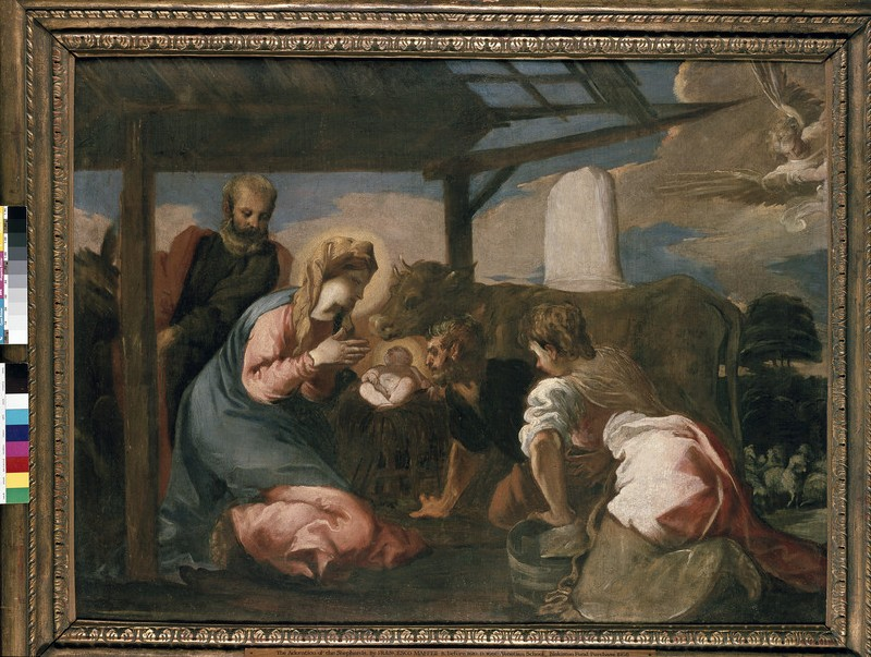 The Adoration of the Shepherds (WA1958.22)