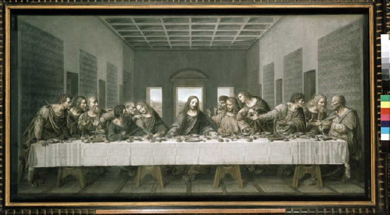 The Last Supper (WA1958.23)