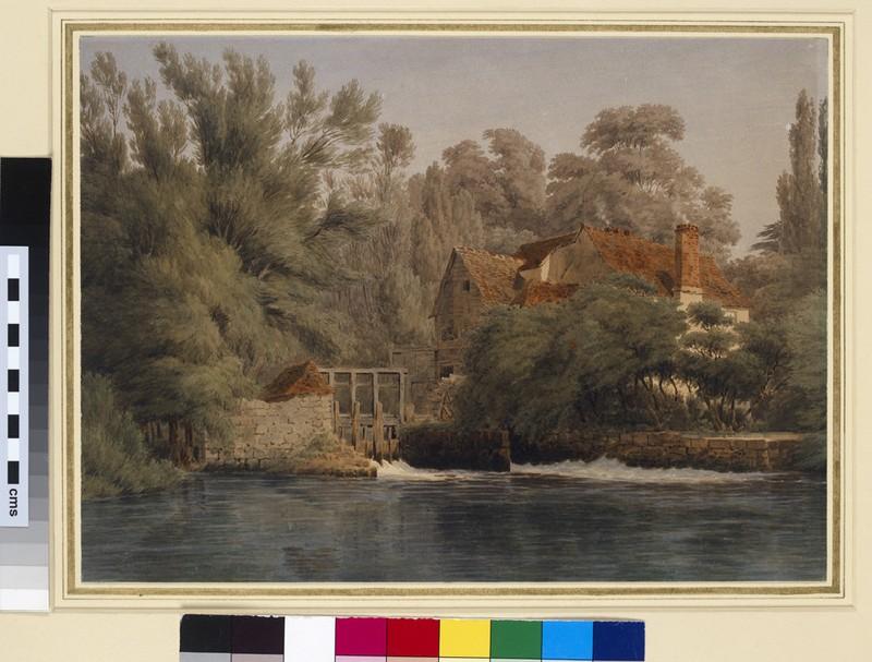 Iffley Mill (WA1958.26.3)