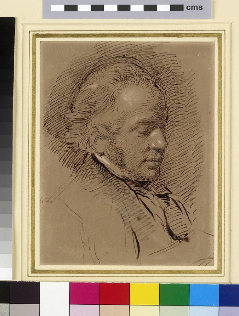 Portrait of John Giles