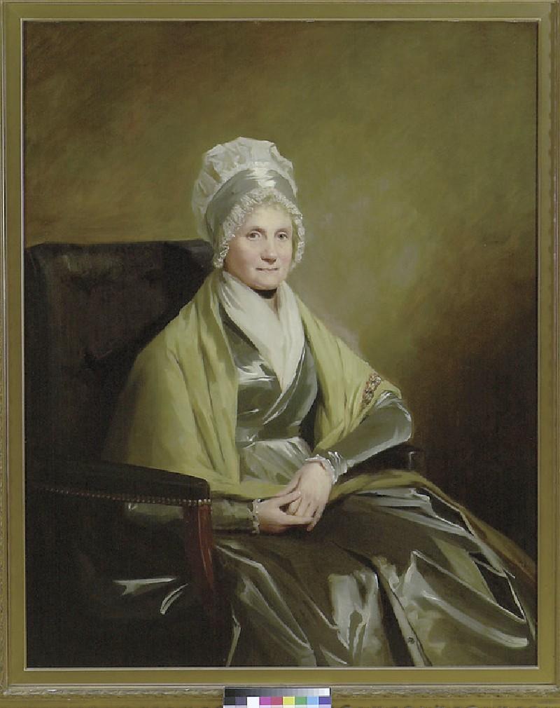 Mrs John Brown of Lanfine and Waterhaughs (WA1961.20)