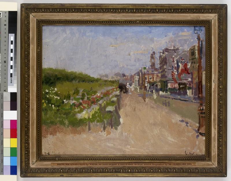Rue Aguado, Dieppe (WA1961.28.1)