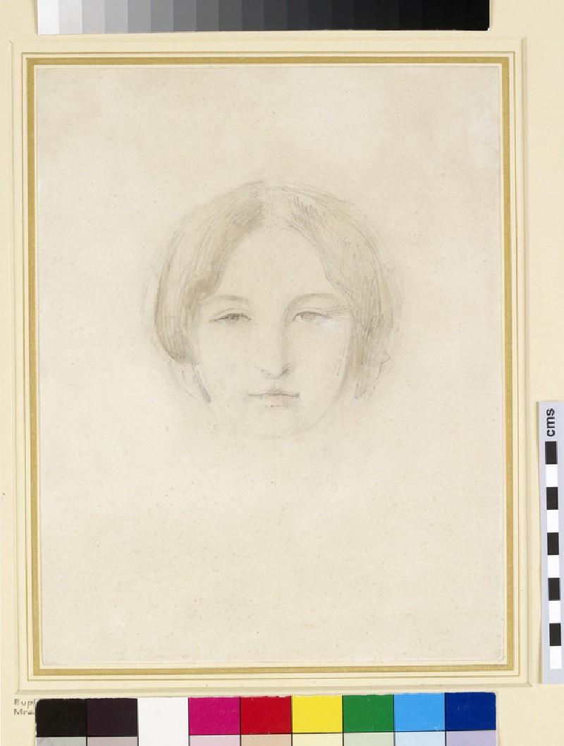 Euphemia (Effie) Ruskin (WA1961.37)