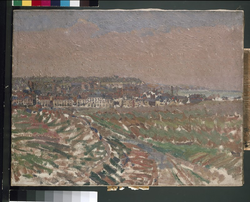 Dieppe from the West (WA1961.46)