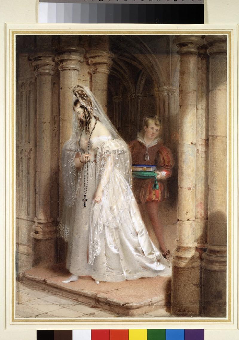 The Bride (WA1962.13)