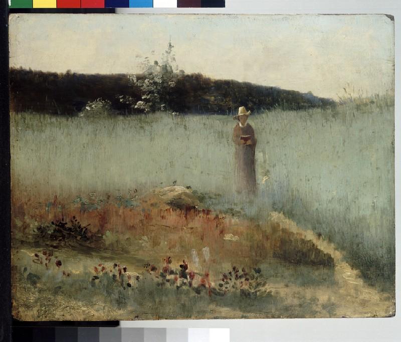 Field of Rye, Barbizon