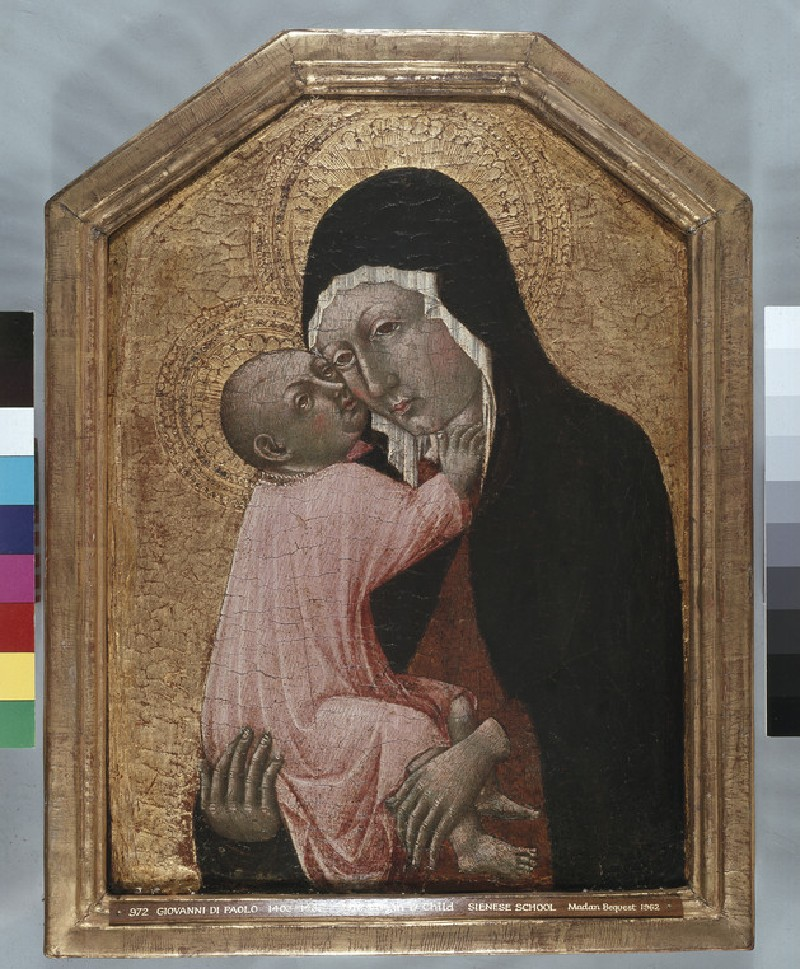 The Virgin and Child (WA1962.17.14)