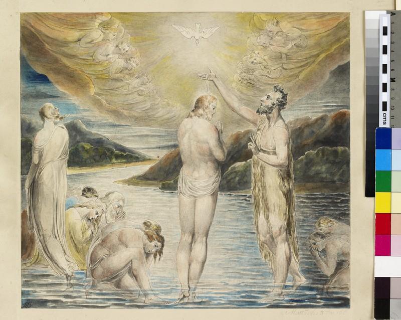 The Baptism of Christ (WA1962.17.57)