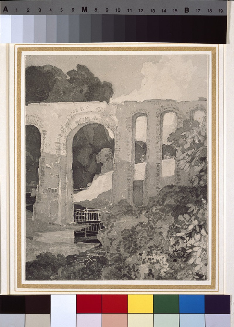 Telford's Aqueduct, at Chirk