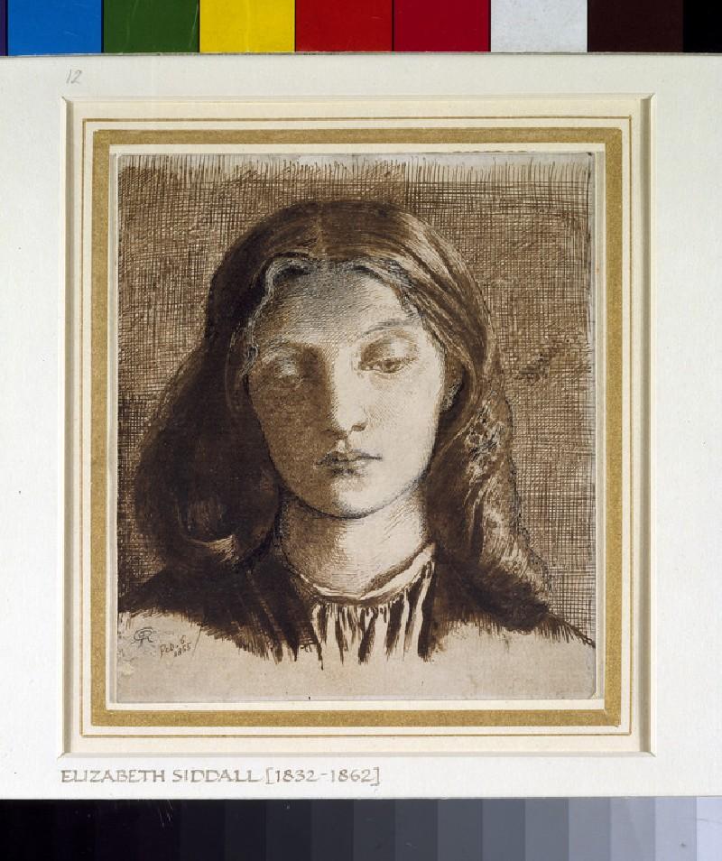Elizabeth Siddal (WA1962.17.77)