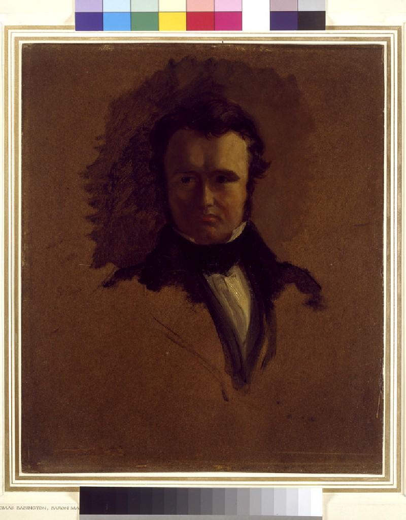 Thomas Babington Macaulay (WA1962.18.1)