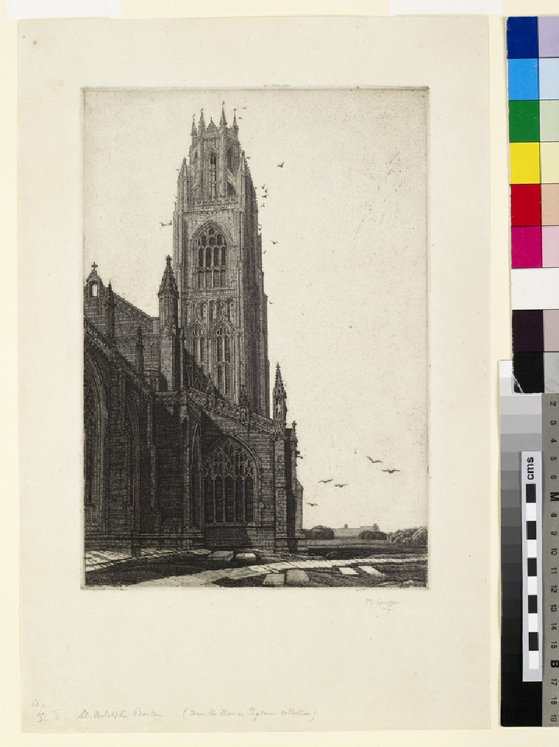St Botolph's, Boston (WA1962.54.101)